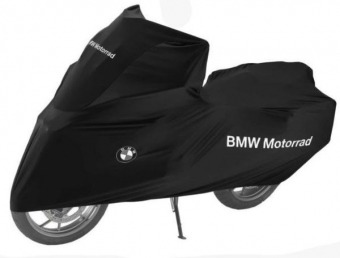 BMW Motorcycle Cover Indoor