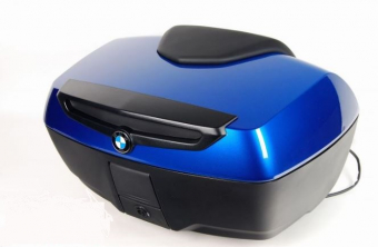 BMW Touring Top case in Lupinblau metallic for K1600GT (K48)