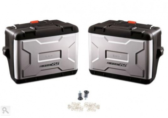 BMW panniers set Vario-Bags for R1200GS with adjustable locks