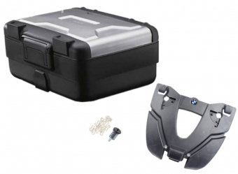 BMW: Vario Top Case set for BMW R1200GS