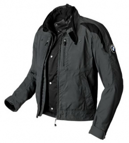 BMW Boulder men motorcycle jacket in black