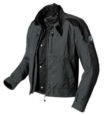 BMW Boulder men motorcycle jacket in black