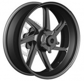 BMW S1000R (K47) Forged Rear Wheel complete set