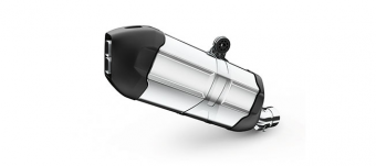 BMW Akrapovic Exhaust Pipe for 2019 R1250GS and R1250GS Adventure