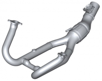 BMW Exhaust Manifold for 2019 1250cc engine
