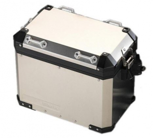 BMW Motorcycle Pannier Aluminum (left side)