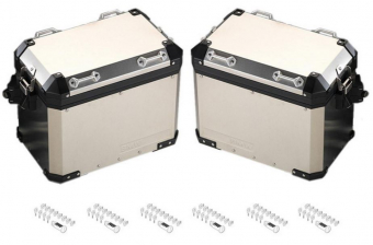 BMW Motorcycle Pannier Set