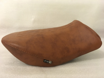 BMW heated driver's seat in brown, option 719