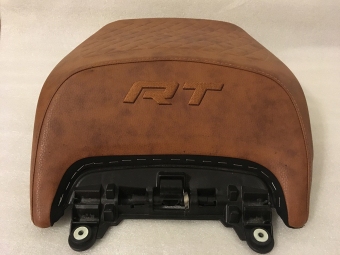 BMW heated passenger's seat in brown, option 719