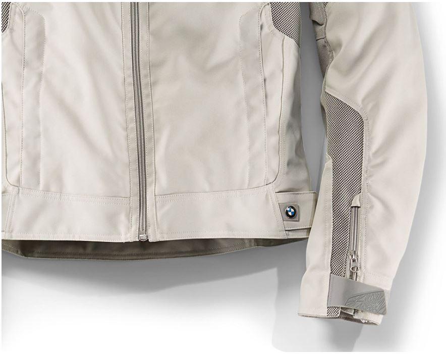 Bmw Airflow Motorcycle Jacket For Men Gray